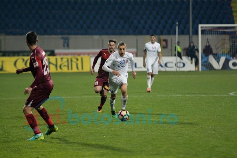 ASTAZI: FC Botosani - FC Voluntari, cu Marius Avram la centru!