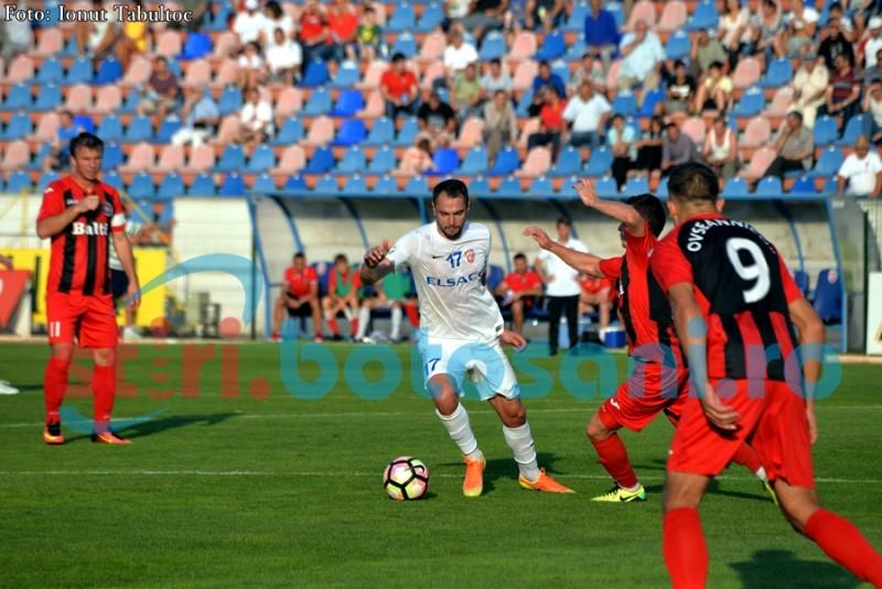 ASTĂZI: FC Botoșani - Foresta Suceava, pe Municipal