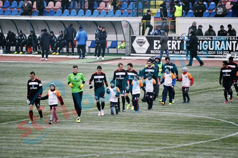ASTĂZI: FC Botoșani joacă la Mediaș pentru încă trei puncte în clasament! Vezi cine arbitrează!