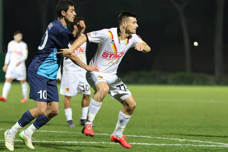 ASTAZI: FC Botosani joaca ultimul amical, in Antalya