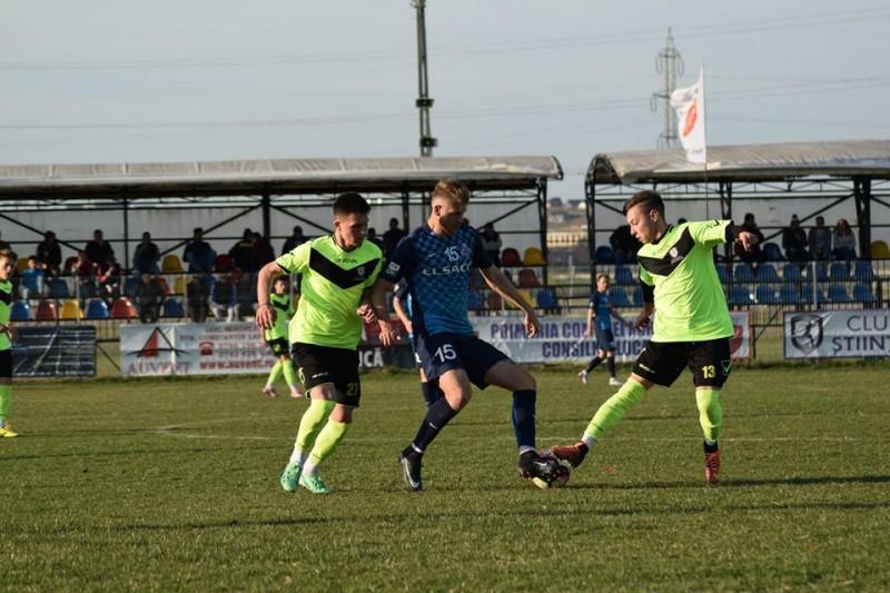 ASTAZI: FC Botosani joaca un meci amical cu Miroslava