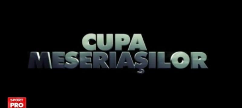 """ASTAZI: FC Botosani la show-ul TV """"Cupa Meseriasilor""""!"""