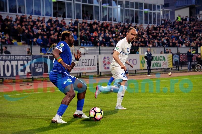 ASTAZI: FC Botosani lupta cu Chiajna pentru locul 2 in clasament