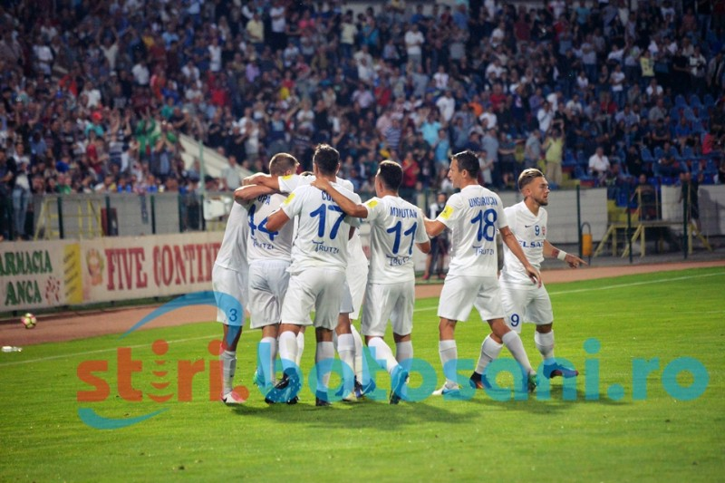 ASTAZI: FC Botosani - Sepsi Sfantu Gheorghe! Vezi cine va arbitra partida!