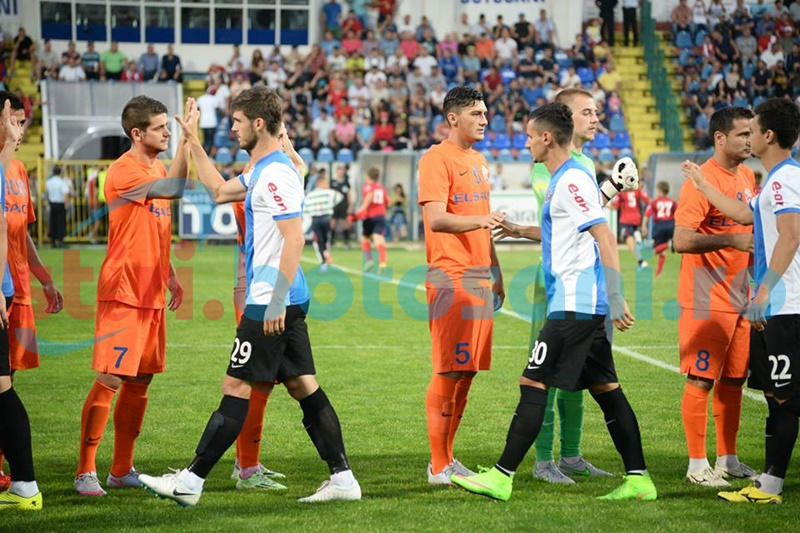 ASTAZI: FC Botosani - Viitorul Constanta