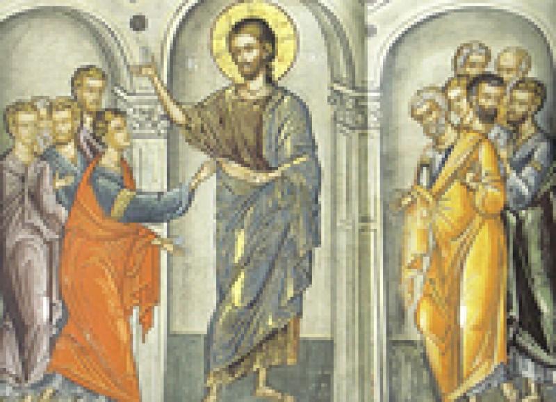 ASTĂZI îl cinstim pe Sfântul Apostol Toma, ocrotitorul întârziaților - VIDEO