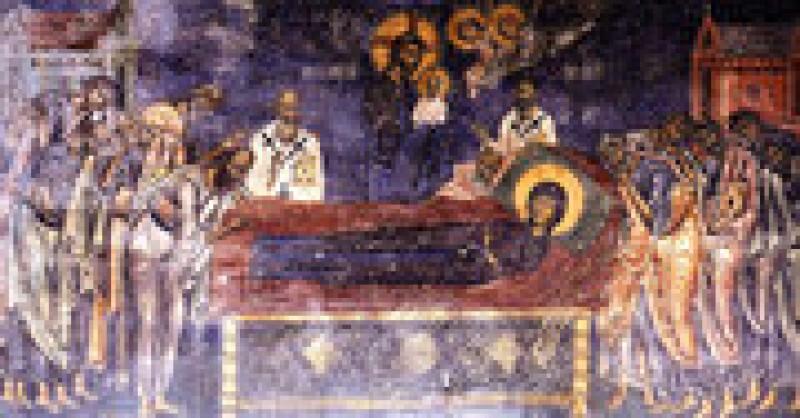 Astăzi începe Postul Adormirii Maicii Domnului sau al Sfintei Marii