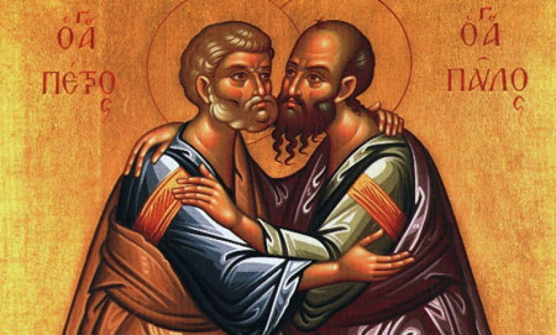 Astăzi începe Postul Sfintilor Apostoli Petru si Pavel