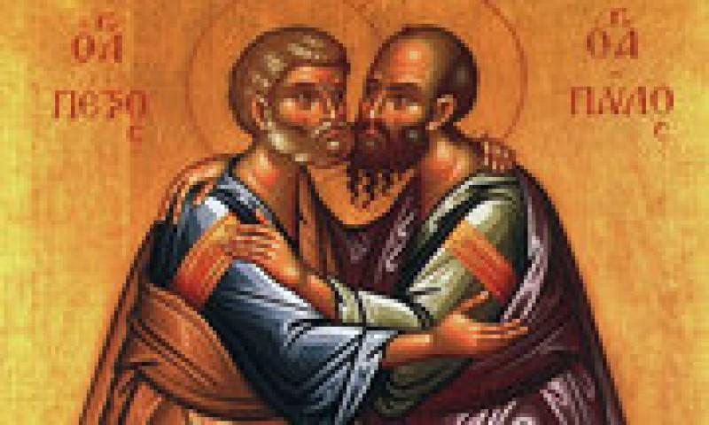 Astăzi intrăm în postul Sfinților Apostoli Petru și Pavel - VIDEO