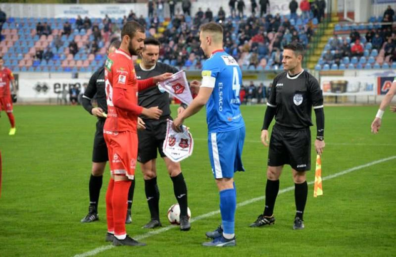 Astăzi la ora 18.00: FC Hermannstadt - FC Botoşani