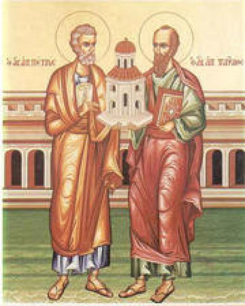 ASTĂZI: Lăsatul secului pentru Postul Sfinților Petru și Pavel - VIDEO
