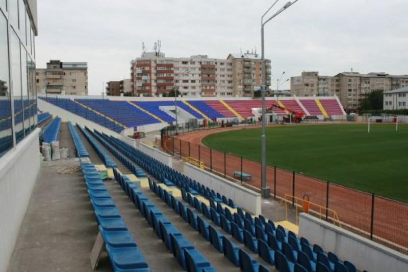 ASTĂZI: Meci special pentru FC Botoșani, pe Stadionul Municipal