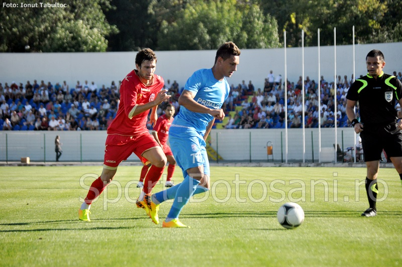 ASTAZI, ora 14:00: FC Botosani - Concordia Chiajna