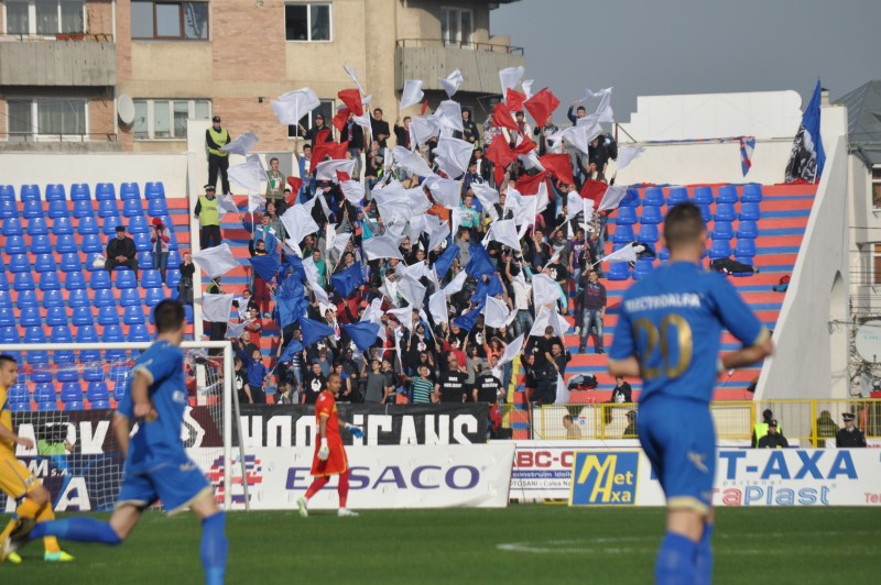 ASTAZI, ora 14:00 : FC Botosani - Viitorul Constanta! Vezi brigada de arbitri!