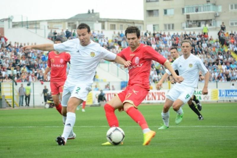 ASTAZI, ora 18:30 : FC Vaslui - FC Botosani