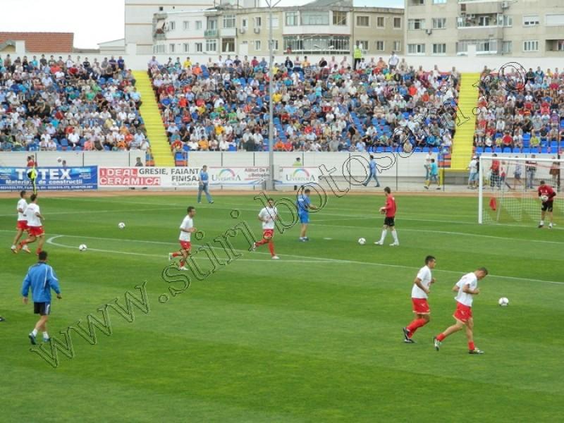 Astăzi, ora 19.00: Gaz Metan Mediaș-FC Botoșani!