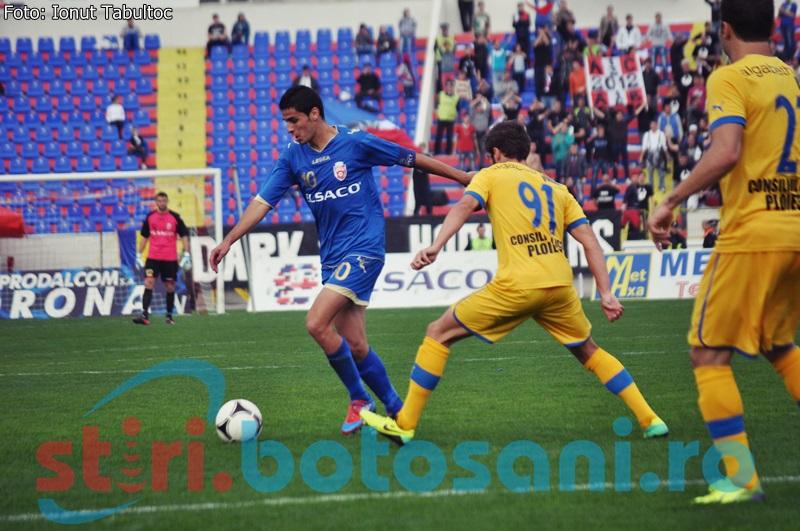 ASTAZI, ora 20:30 : FC Botosani - Petrolul Ploiesti, cu Alexandru Tudor la centru!