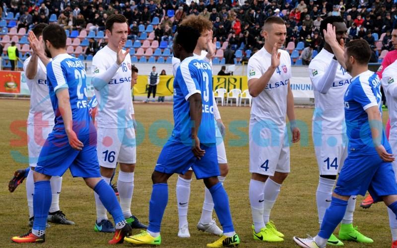 ASTAZI: Pandurii Targu Jiu - FC Botosani