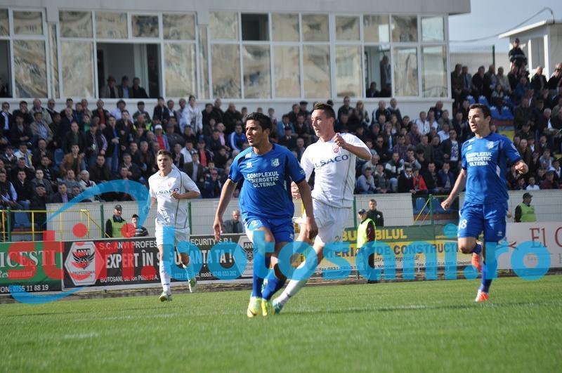 ASTAZI: Pandurii Targu Jiu - FC Botosani! Vezi cine arbitreaza!
