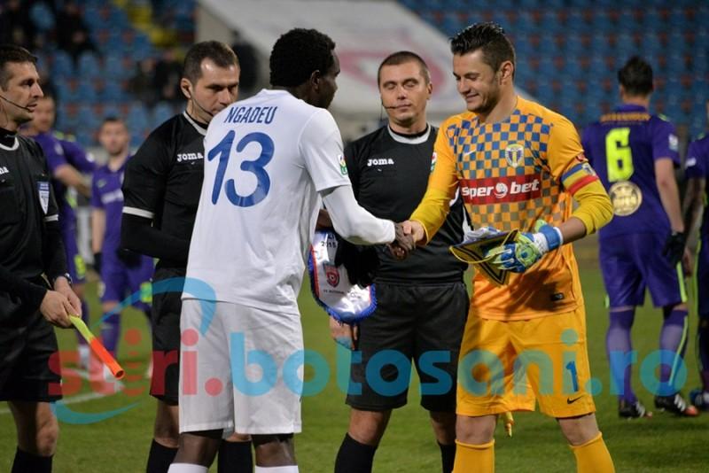 ASTĂZI: Petrolul Ploiești - FC Botoșani, cu Radu Petrescu la centru