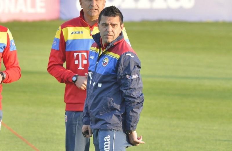 ASTAZI: Romania - Kazahstan. Contra are o dilema inaintea debutului la nationala