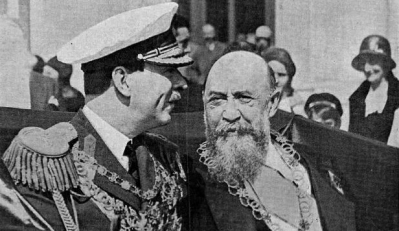 Astăzi se împlinesc 144 de ani de la naşterea lui Nicolae Iorga!