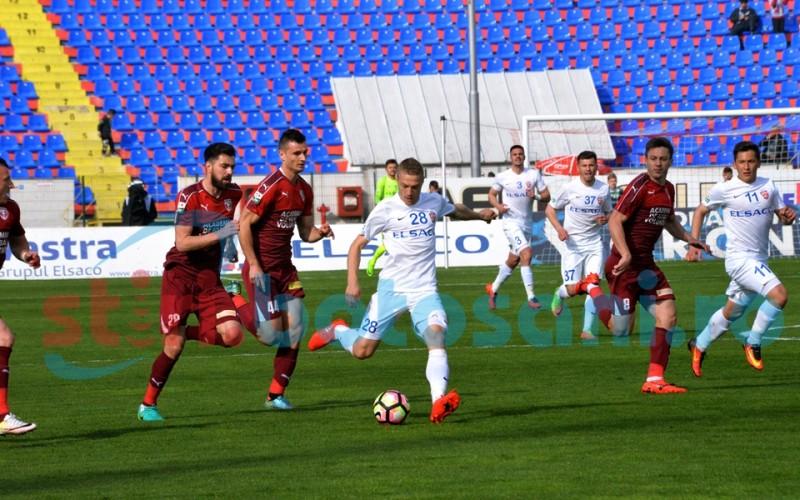 "ASTAZI se joaca FC Voluntari - FC Botosani. Bus: ""Daca abordam meciul la fel ca celelalte, sansele noastre..."""