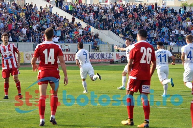 ASTAZI: Sepsi Sfantu Gheorghe - FC Botosani