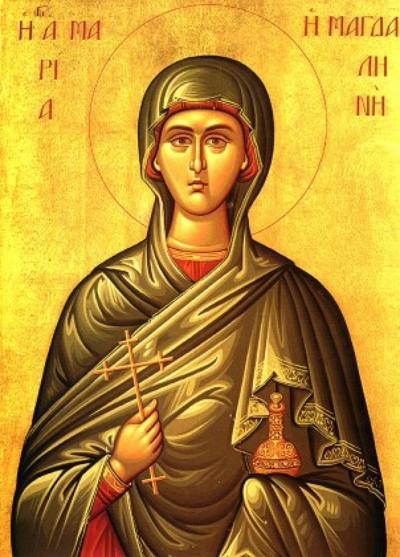 ASTAZI: Sfanta Maria Magdalena