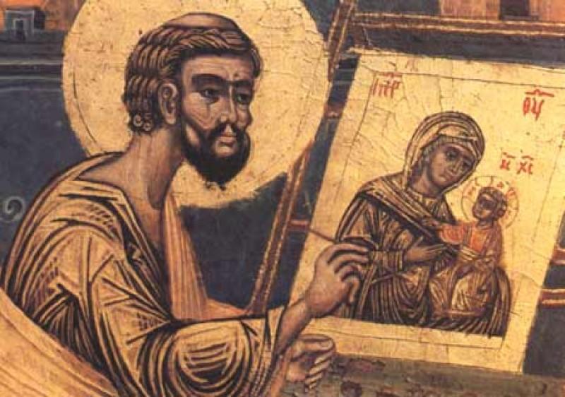 ASTAZI: Sfantul Apostol Luca - zugravul Maicii Domnului VIDEO