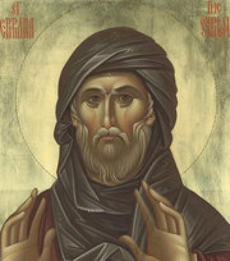 ASTAZI: Sfantul Efrem Sirul