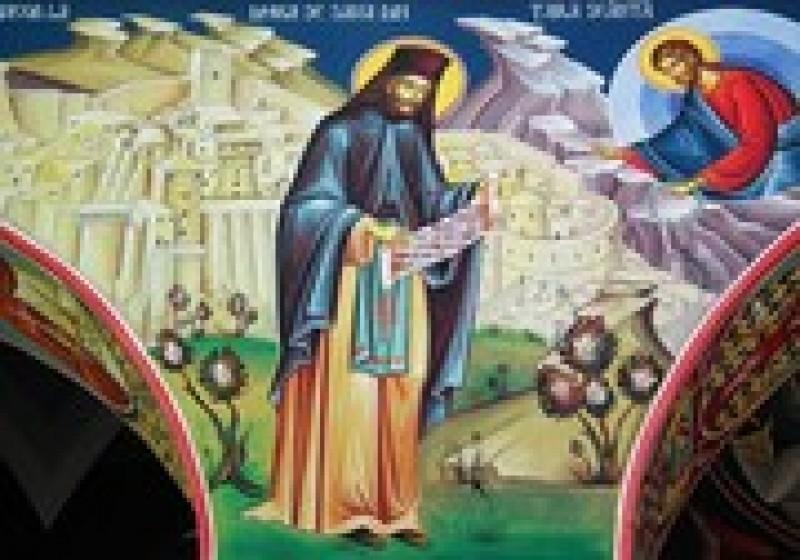 ASTĂZI: Sfântul Ioan Iacob Hozevitul, născut în Botoșani. Citește Imnul românesc! VIDEO