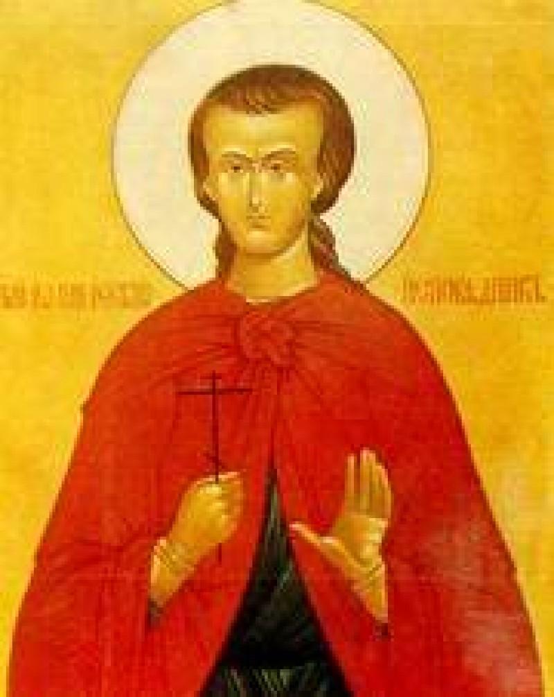 ASTAZI: Sfantul Ioan Rusul, vindecator de trup si de suflet
