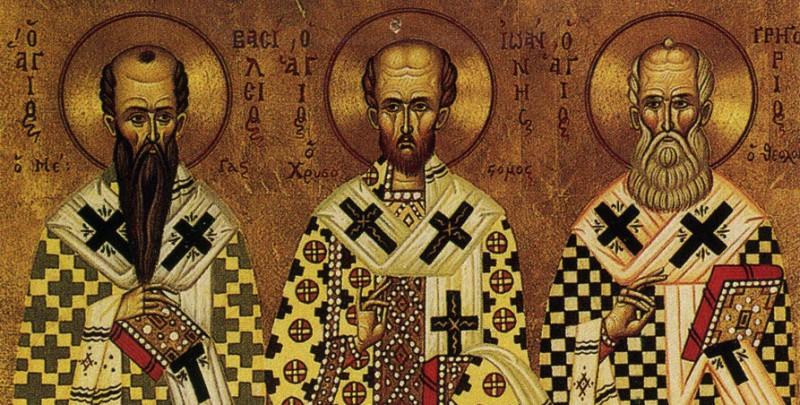 ASTAZI: Sfintii Trei Ierarhi - VIDEO