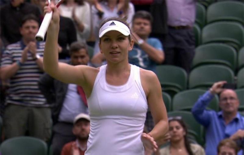 ASTAZI: Simona Halep lupta in optimile de Wimbledon!