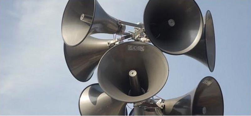 Astăzi, sirenele se vor auzi din nou la Botoșani: Exerciţiu de simulare a unui atac aerian