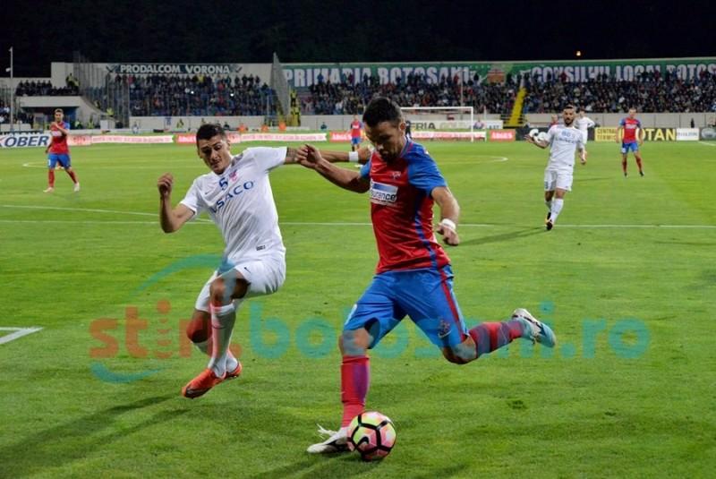 ASTAZI: Steaua Bucuresti – FC Botosani