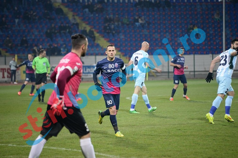 ASTAZI: Ultima etapa a turului -> FC Botosani - ASA Tîrgu Mures
