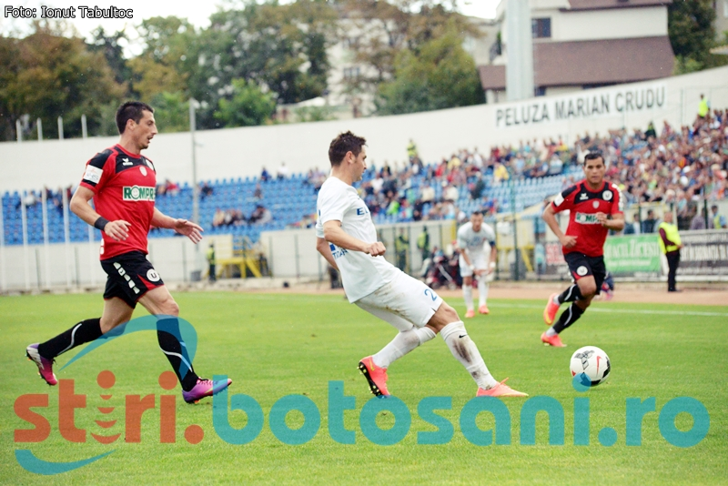 ASTAZI: Universitatea Cluj - FC Botosani! Clujenii sunt favoriti!
