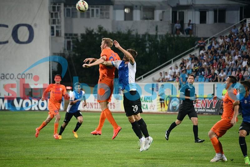 ASTAZI: Viitorul Constanta - FC Botosani, cu Balaj la centru!