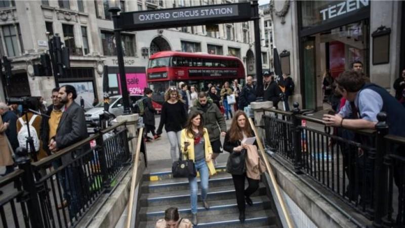 Atac cu gaz lacrimogen la metroul londonez