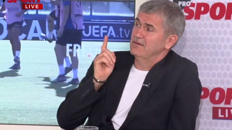 """Atac dur al lui Iftime la adresa lui Moruțan: """"Alții au plecat cu viteză mare și n-au făcut meciuri bune"""""""