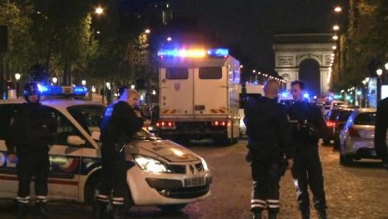 ATAC TERORIST in Paris! Trei politisti impuscati, din care unul mortal! ISIS a revendicat atacul! VIDEO