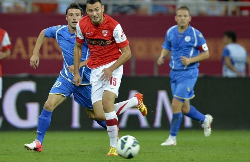 Atacant transferat de FC Botoşani. În cariera lui a trecut şi pe la Dinamo
