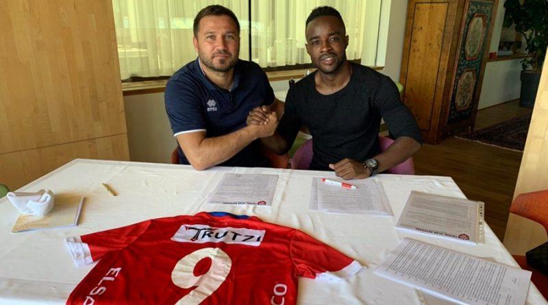 Atacantul Reagy Ofosu a semnat cu FC Botoșani