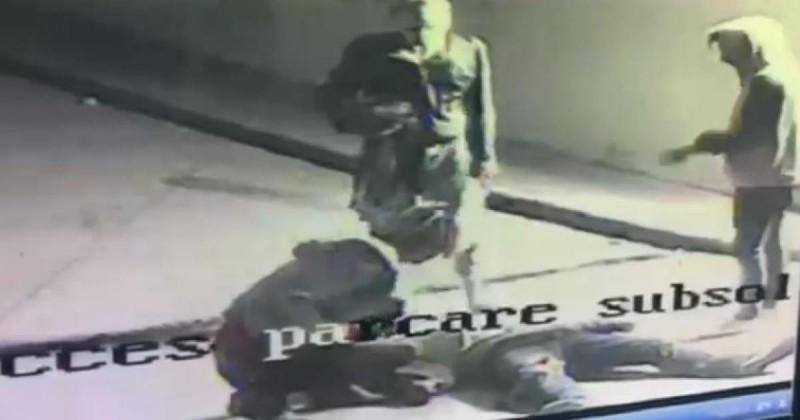 Atacat cu electroșocuri și tâlhărit de trei bărbați deghizați în prostituate