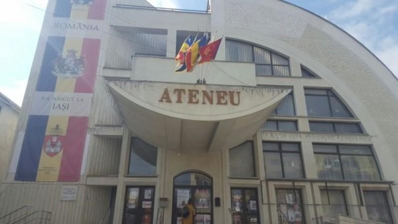 Ateneul din Iași, în turneu în orasele din zona Moldovei, ajunge la Botoșani și Dorohoi!
