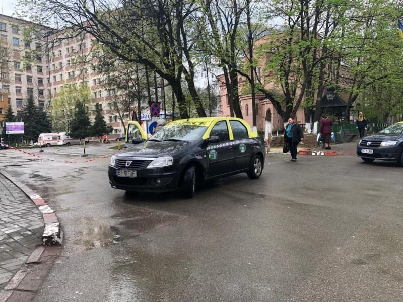 Atenție! Accesul auto în curtea Spitalului Mavromati a fost restricționat