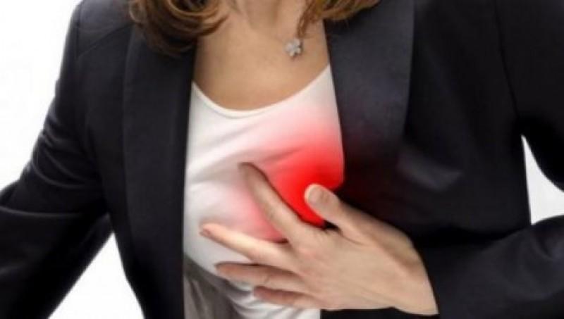 Atenție! Angina pectorală nu înseamnă infarct, dar anunță riscul unui asemenea eveniment