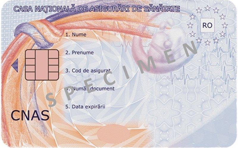 Atenţie! CNAS anunţă schimbarea cardurilor de sănătate!